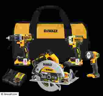 DEWALT Sweepstakes