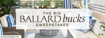 Ballard Designs Sweepstakes
