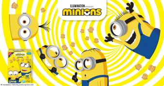 Minions Sweepstakes & Instant Win Game Sweepstakes