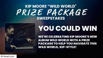 Kip Moore Wild World Prize Package Sweepstakes Sweepstakes